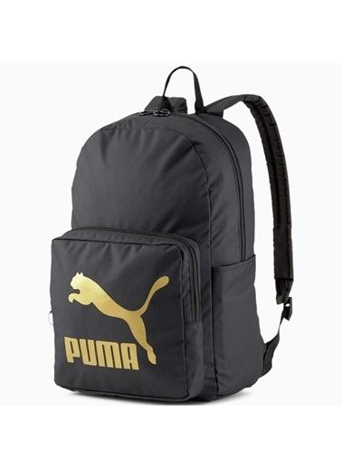 Puma Unisex Siyah Originals  Sırt Çantası 291244 Siyah